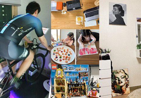 동아쏘시오그룹 직원들의 슬기로운 집콕생활