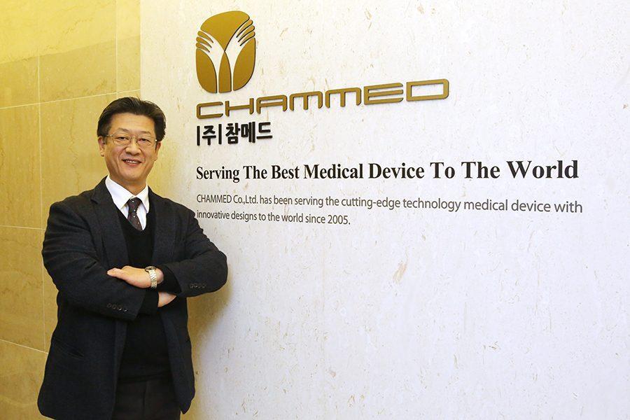 동아쏘시오그룹 의료기기 전문 회사 '참메드'를 소개합니다