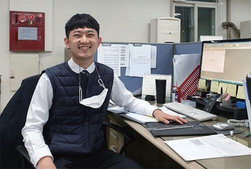[동아인 일기] 수석 인사총무팀 고병찬 주임
