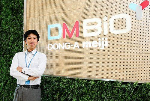 [직무소개] DM Bio DS제조팀 타가야 슌페이