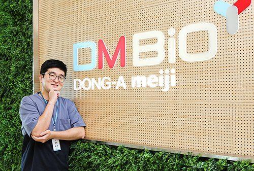 [직무소개] DM Bio DP제조팀 장수영