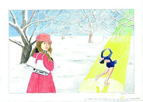 [마음으로 쓰는 편지] 겨울 풍경 속 주인공이 되어보는 시간