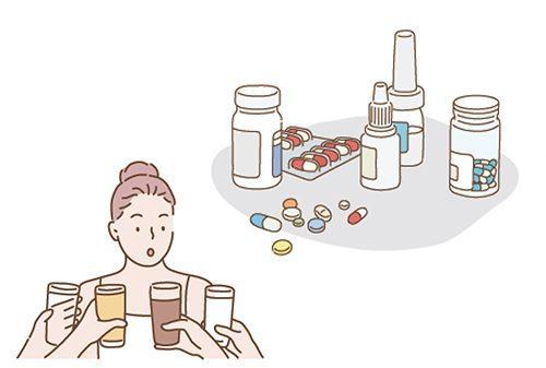[바이오주치의] 같이 먹으면 안 돼요! 병용 금기, 약 &...
