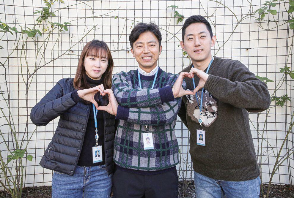 [동아리포터] 동대문구 & 동아제약 기업문화혁신팀