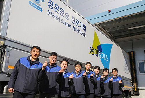 [동아리포터] 경기도 안성시 & 용마로지스 안성물류센터 택배전략팀