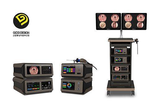 참메드 4K Endoscopic system, 굿디자인(GD) 조달청장상 수상