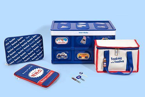 동아제약 박카스, YES24와 컬래버레이션