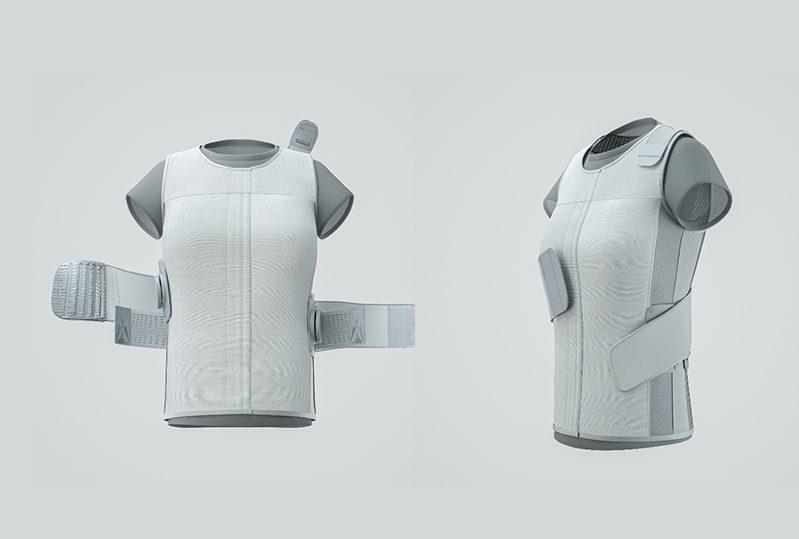 동아ST, 척추측만증 보조기 '스파이나믹(Spinamic)' 국내외 독점판매 계약 체결