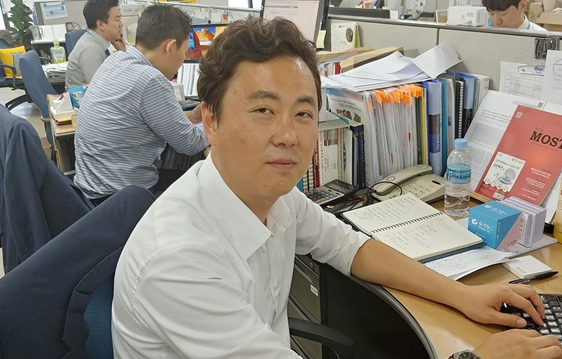 [Credos 책바퀴] #33 동아ST 의료사업본부 마케팅실 마케팅2팀 현종훈 차장