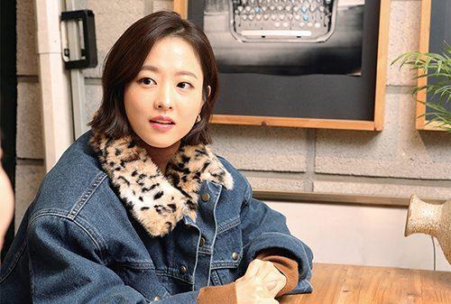 [아주 특별한 만남] 배우 박보영
