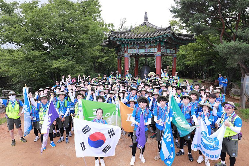 동아오츠카, '휴전선 155마일 횡단' 등 청소년 체험 행사 주최